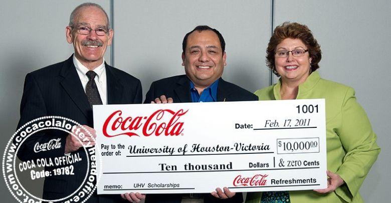 Coca Cola Lottery