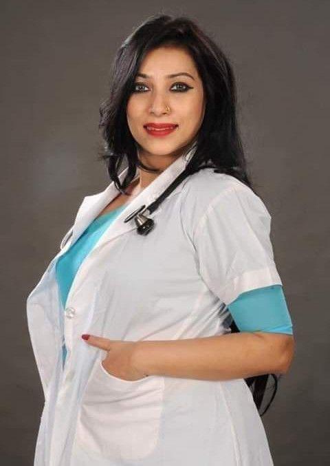 Sabrina Chowdhury Uniform