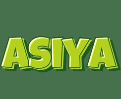 Asiya name meaning
