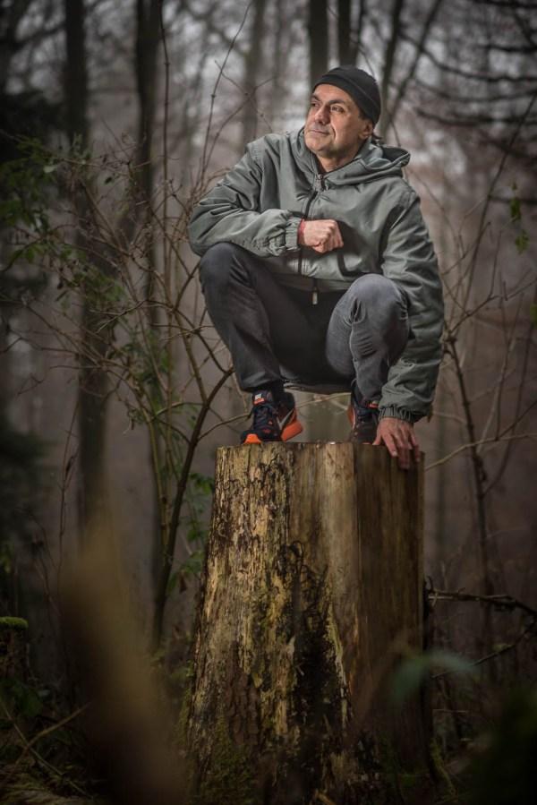 Marc Wittenborn fotografiert Menschen im Studio und on Location