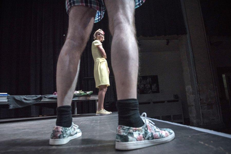 Theaterfotografie für das TAF in Bad Nauheim