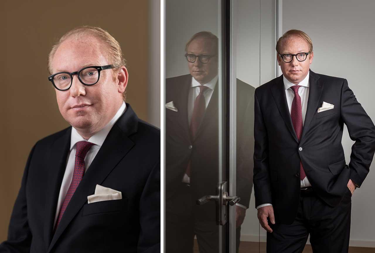 Businessportraits Coutandin, Rauch & Partner