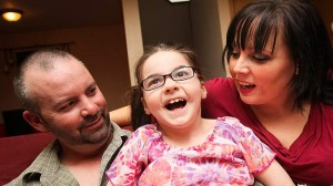 Mia, born with Ohtahara syndrome, an extremely rare epilepsy syndrome has went from 100 seizures a day to seven in the past eight months due to medical marijuana.