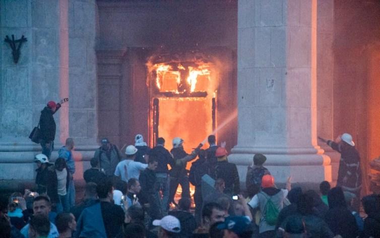Odessa Massacre 3