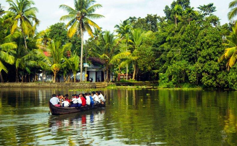 27_Kerala, India