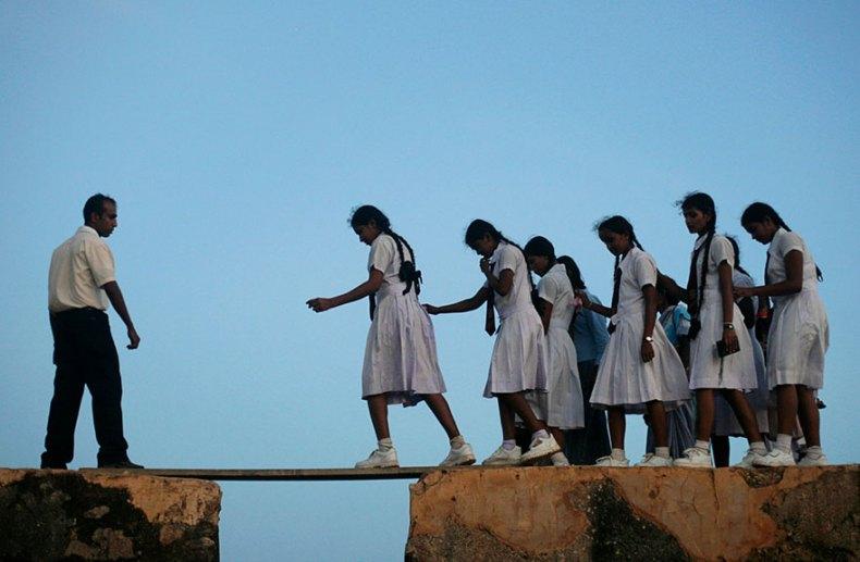 33_Century Galle Fort In Sri Lanka