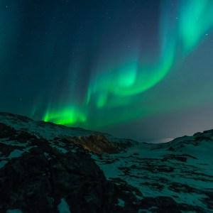 aurorae magnetic pole reversal