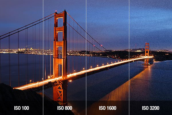 ISO Sensitivity and Image Quality