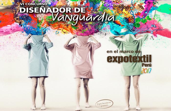 Concurso Diseñador de Vanguardia 2017
