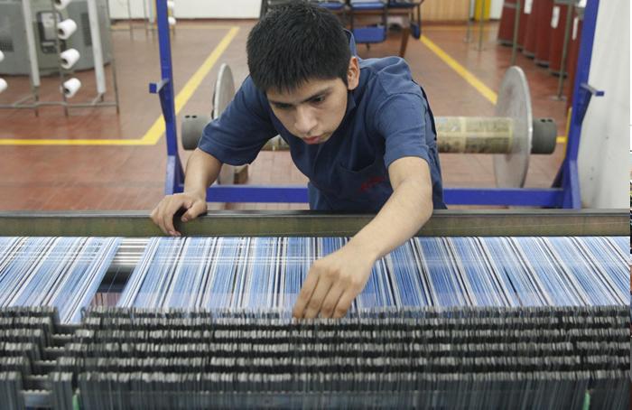 Escuela Textil de Senati