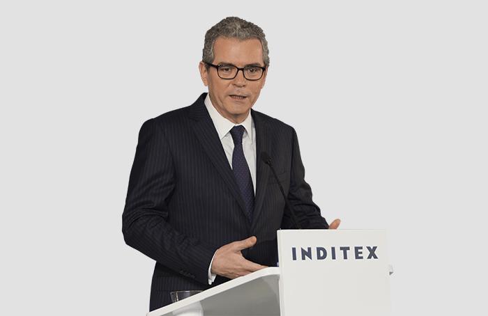 Pablo Isla - Presidente y CEO de Inditex