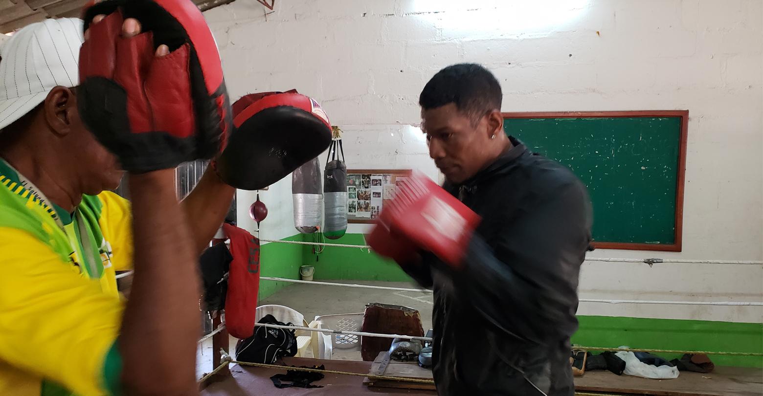 Dieta para boxeador peso pluma
