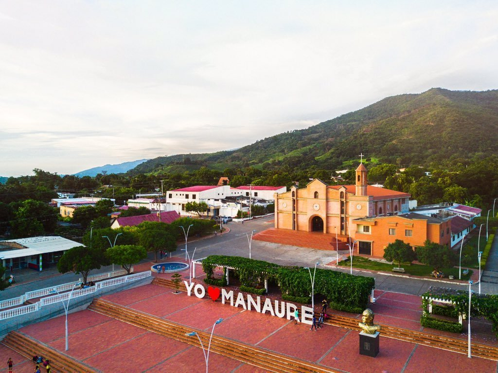 Manaure, Cesar