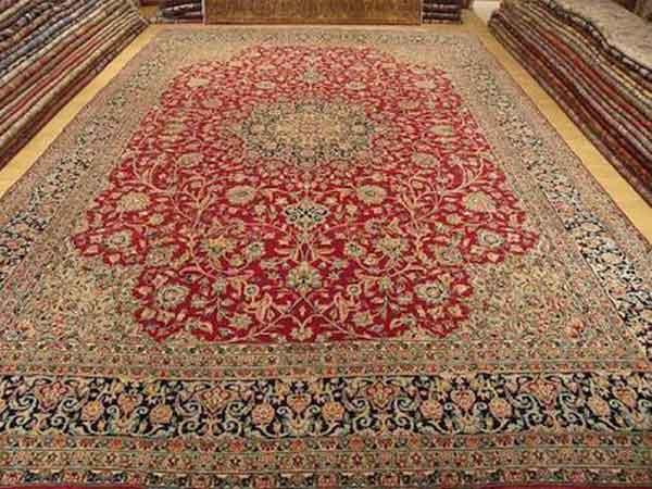 des tapis persans tisses a la main pour