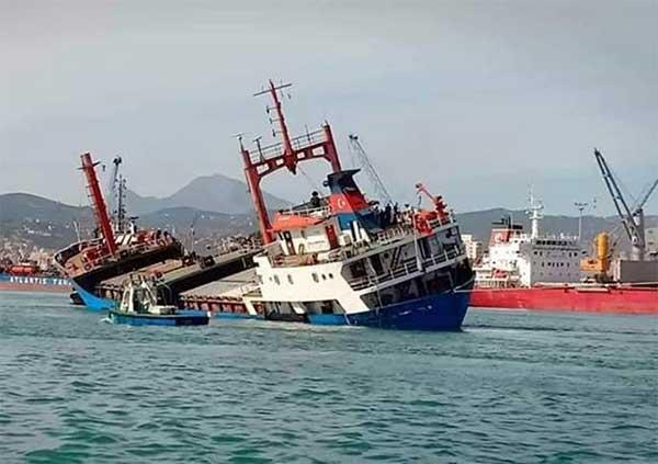 port de Bejaia
