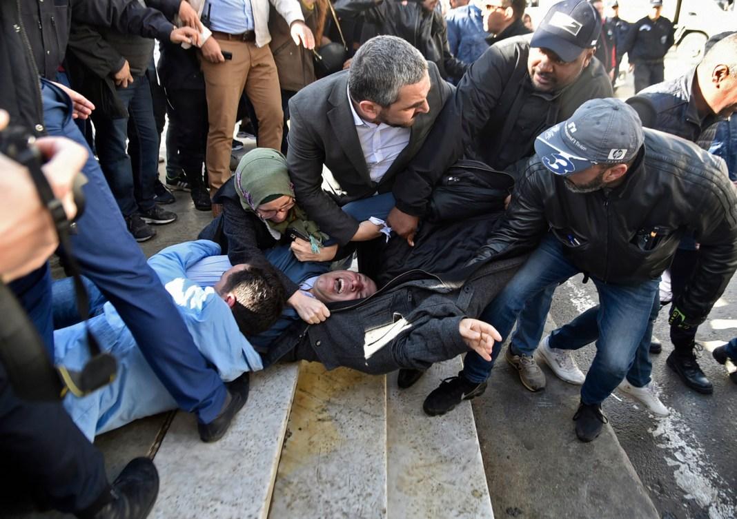 Journalistes agressés à Bordj-Bou-Arreridj