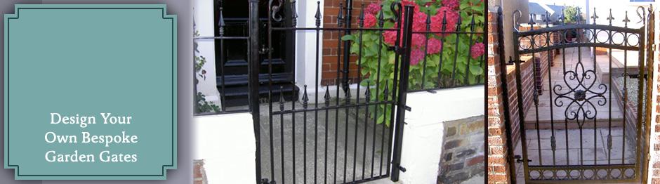 Design Your Own Garden Gate
