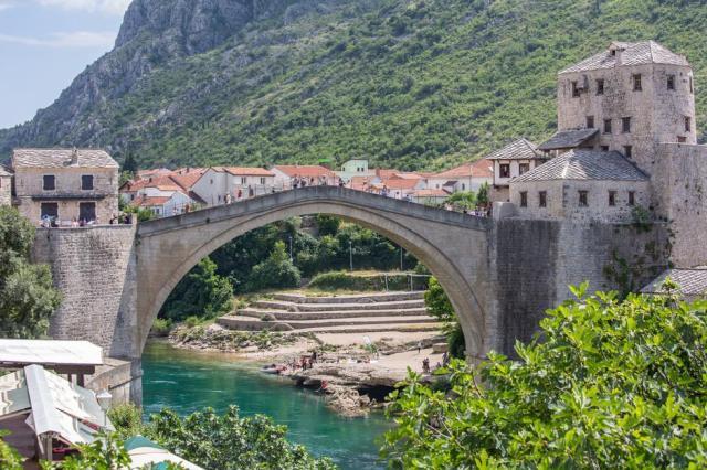 Mostar   Author: Grgo Jelavic (PIXSELL)