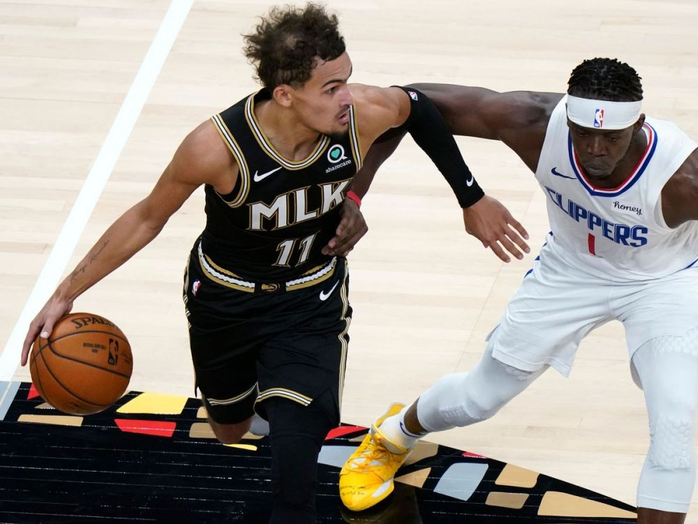 Trae Young's 38-point haul leads Atlanta Hawks to win over LA Clippers |  Express & Star