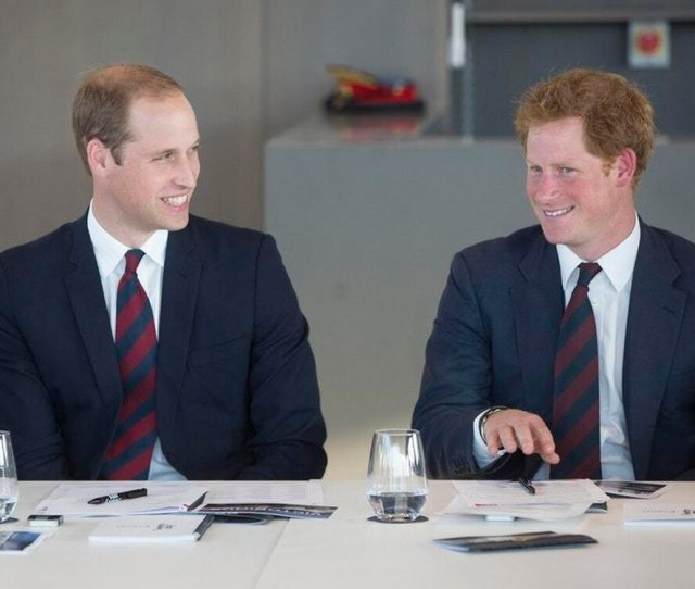 Harry And William Have Cameo Roles As Stormtroopers Neil Hall Pa The Duke Of Cambridge And Prince