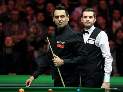 Mark Selby Beats Ronnie O'Sullivan – And Accusations Follow From Both  Afterwards | Express & Star