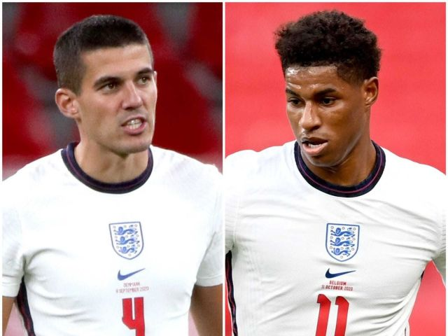 England duo Conor Coady and Marcus Rashford to miss Nations League fixtures  | Express & Star