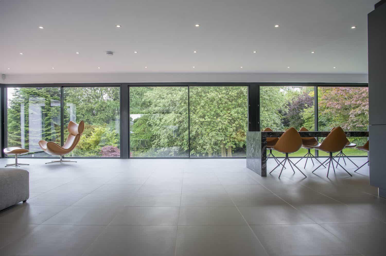 Aluminium Sliding Glass Doors Bespoke Patio Doors Express Bi Folds