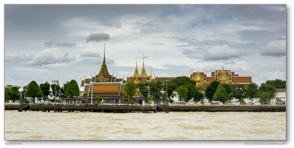 One day in Bangkok, what you can do?
