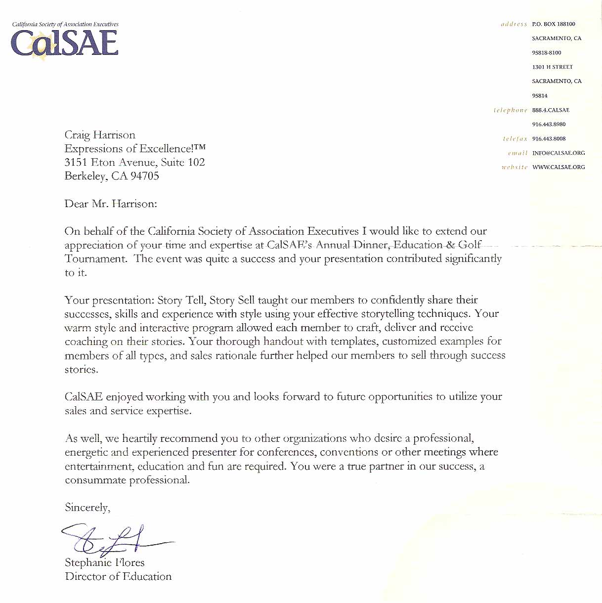 Letters Of Recommendation For Medical School