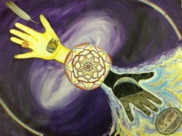 Art by EAFI student Meagan Thompson
