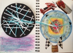 Personal practice journal
