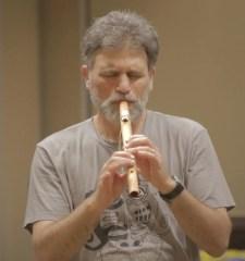 Mitchell flute Guatemala