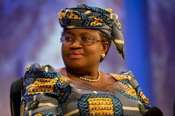 Former Finance Minister Ngozi Okonjo-Iweala