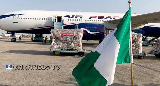 Chinese medical team arrive Nigeria