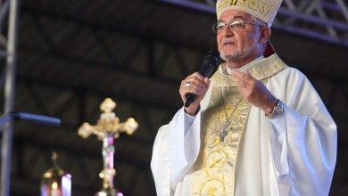 Dom Delson celebrará missa online e escreveu mensagem aos fiéis da arquidiocese
