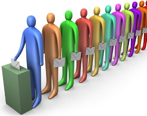 Imagini pentru foto votare