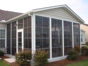 patio enclosures mount pleasant sc