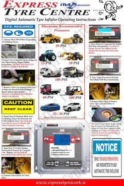 tyre inflator sign 20153