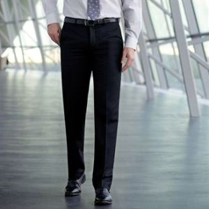 Brook Taverner  Apollo Flat Front Trousers