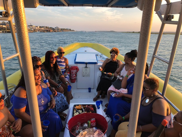 Sunset Cruise Myrtle Beach | Express Watersports
