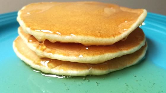 Pancake senza lievito e burro
