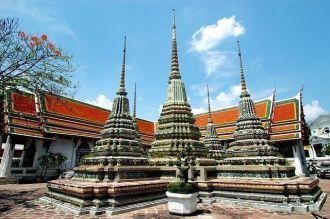 Bangkok vuelos baratos