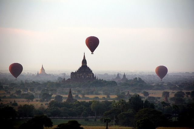 ¡CHOLLO! ¡VUELOS A MYANMAR POR 375EUROS!