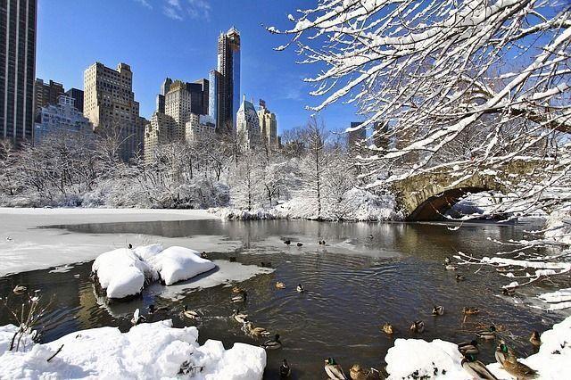 VUELOS A NUEVA YORK EN NOCHEVIEJA Y NAVIDAD POR 372EUROS