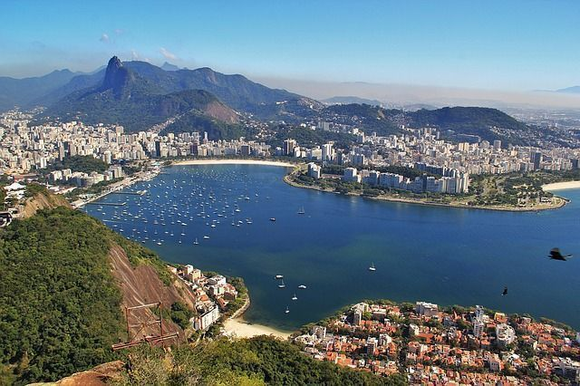 4 EN 1: VUELOS A RIO DE JANEIRO, SAO PAULO, CASABLANCA Y PARIS POR 385EUROS TODOS LOS TRAYECTOS
