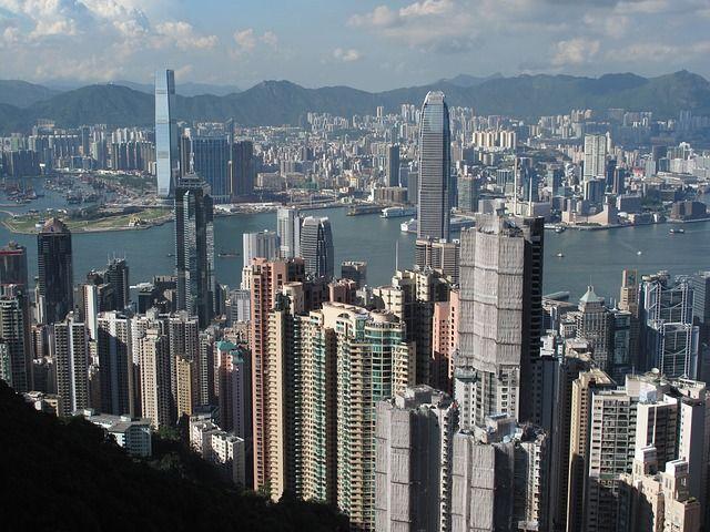 VUELOS EN JULIO A HONG KONG POR 354EUROS
