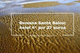 salou semana santa hotel 4 estrellas 27 euros