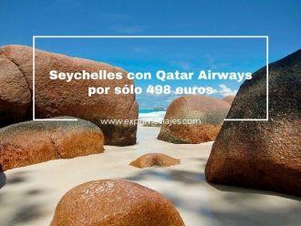 seychelles vuelos qatar 498 euros