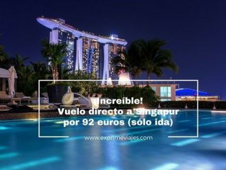 singapur vuelo directo 92 euros atenas tarifa error