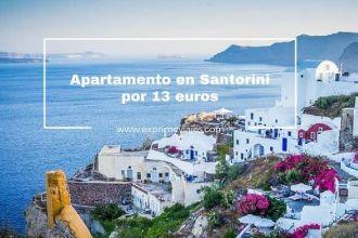 santorini apartamento 13 euros